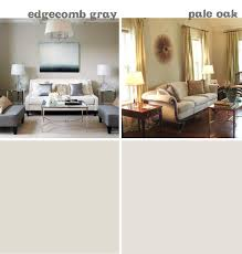 benjamin moore edgecomb gray and pale