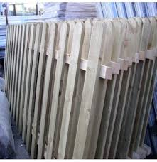 Picket Fence Panel 2 1mts X 0 9mtr 8ft X 3ft