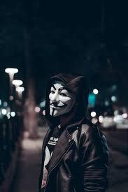 foto topeng pria fawkes · foto stok gratis