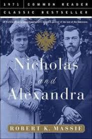 Robert K. Massie – Nicholas and Alexandra   Lady Fancifull