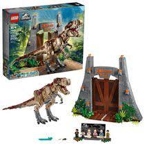 Lego Jurassic World Dilophoraurus Outpost Attack Walmart Canada