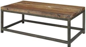 brickmaker coffee table look 4 less