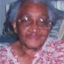 Myrtle Watson Obituary - Visitation & Funeral Information