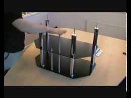 assembling an s c lcd plasma tv stand
