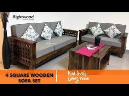 sofa set designs 2017 2018 wooden