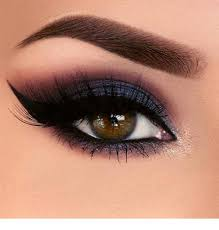 pretty makeup ideas for light brown