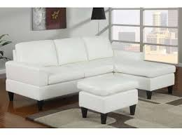 faux leather sectional sofa set