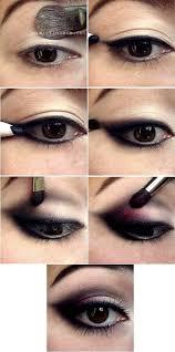 how to do asian eye makeup smokey eyes