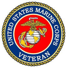 Collectibles United States Marine Corps Veteran Window Decal Bumper Sticker Usmc Collectibles Stickers Decals