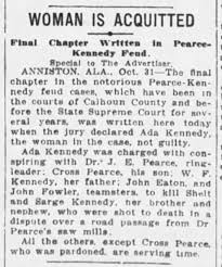 Ada Kennedy acquitted - Newspapers.com
