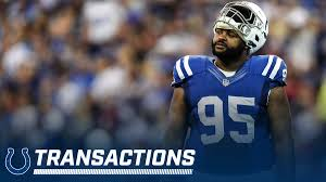 """Indianapolis Colts on Twitter: """"We have released DT Johnathan ..."""