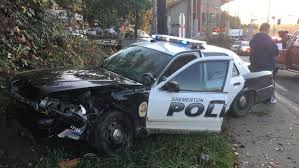 crash involving Bremerton police ...