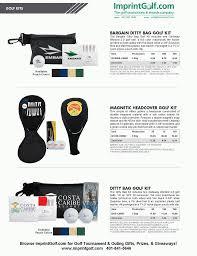 golf tournament planning and golf