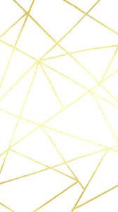 rose gold geometric wallpaper white