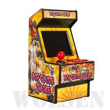 Bán chạy nhất Arcade retro máy chơi game cầm tay 16 bit trò chơi TRUYỀN HÌNH