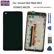 100% tested New For Alcatel One Touch Idol Mini 6012 OT6012 6012D LCD ...