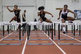T&F to Face Nation's Best at Kentucky - Purdue University Athletics