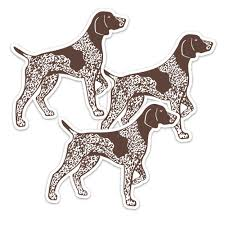 Pointer Traditions Original Pointer Decal Sticker Pack