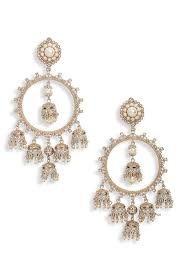 chandelier earrings from nordstrom