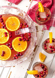 holiday punch recipe easy christmas