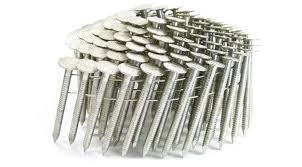 ring 304 snless coil roofing nails