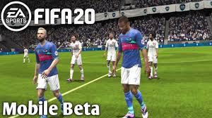 FIFA 2020 Mobile Beta Gameplay ...