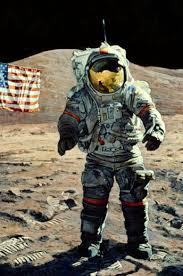 HUMANOID HISTORY — Apollo 17 astronaut Gene Cernan on the Moon ...