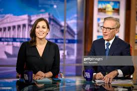 Hallie Jackson, NBC News Chief White House Correspondent, and ...