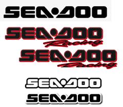 Sea Doo Vinyl Window Decals For Laptop Wall Car Boat Jet Ski Sea Doo Ebay
