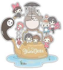 My Neighbor Totoro Studio Ghibli Anime Car Window Decal Sticker 003 Anime Stickery Online
