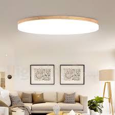 nordic round bedroom ceiling lamp