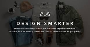 clo 3d fashion design software