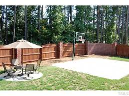 Pin By Fence Hub On Sport Fence Basketball Court Backyard Backyard Basketball Backyard