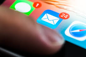Notifications in Email & Messages Apps Zero Inbox Free Stock Photo ...