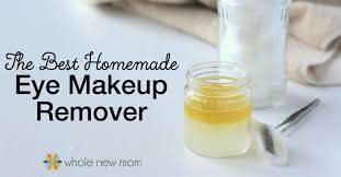 diy eye makeup remover olive oil