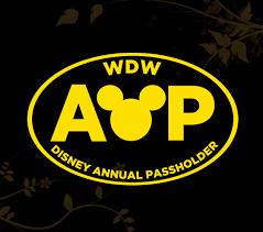 Wdw Walt Disney World Annual Passholder Decal For Your Car Walls Laptop Disney Decals Walt Disney Walt Disney World