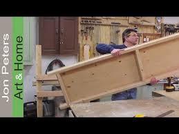 build a simple plywood 2 x 4 scaffold