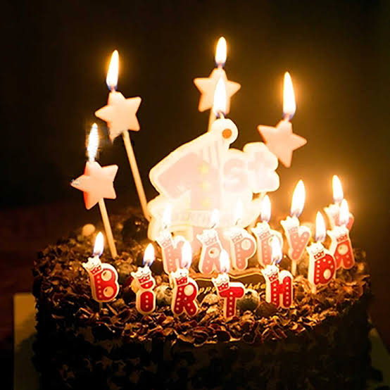 Image result for birthday candles""