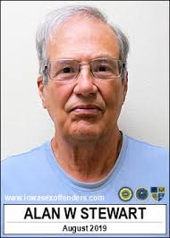 Alan Wesley Stewart - Sex Offender in Oskaloosa, IA 52577 - IA22037