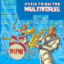HUW / MUSIC FROM THE MULTIVERSE / LP | Record CD Online Shop JET SET /  レコード・CD通販ショップ ジェットセット(713005430509)