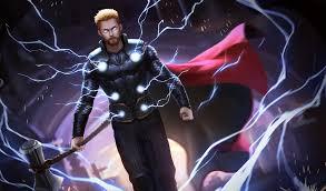 hammer in avengers infinity war