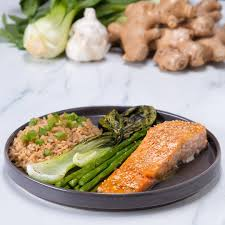 Miso Honey Salmon For Two Recipe by Tasty