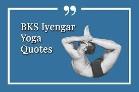 a selection of the best bks iyengar yoga quotes catherine annis