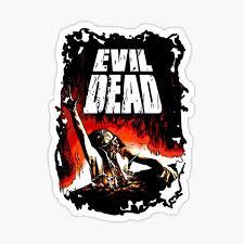 Evil Dead Stickers Redbubble