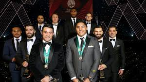 2016 Dally M Awards, Results, Winners ...