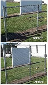 Extend A Fence Fence Extender 1 7 8 To 2 Post Amazon Com