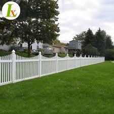 Low Price White Plastic Picket Fence Buy Picket Fence White Plastic Picket Fence Image Low Price Plastic Picket Fence Indoor Product On Alibaba Com