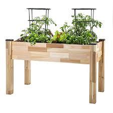 raised garden beds com