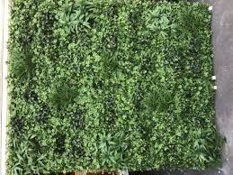 Ivy Green 3D Hedge Wall 3m width x 2.4m height - Prop My Party Events Hire