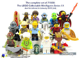 Review 71008 Lego Collectable Minifigures Series 13 Special Lego Themes Eurobricks Forums